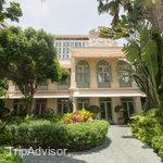Grounds at the Mandarin Oriental, Bangkok