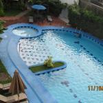 Wonderful clean pool