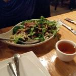 Beef and  brocolli dish
