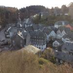 monschau from the hills