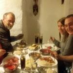 G8 food and atmosphere