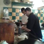 Chefs at work, Le Torchon