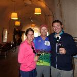 Me, Tac, and my husband at Bella Winery.