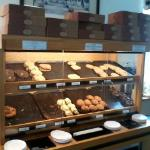 Pastries and cookies