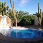 Ionized pool