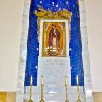 Picture of the Virgin of Guadalupe