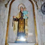 Statue of the Virgin & Jesus