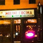 Good Italian restaurant.