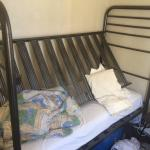 Bed collapsed middle of the night, still no refund!! Shocking place and staff with terrible cust
