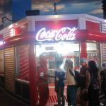 Make some coke at the Coca Cola factory