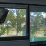 Vista de la Muralla desde la habitación