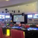 William Hill Sports Book at GSR