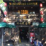 Starbuck today after boxer rebellion