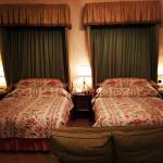 Comfy beds with fabulous soft linens