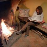 La habitación del fuego, un lugar encantador