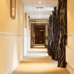 Newly refurbished Corridors in Rochford Court