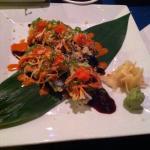 Gorgeous sushi dish from Kabuki.
