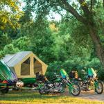 Beautiful Campsites