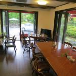 living room & cafe
