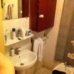 La très médiocre salle de bain