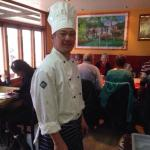 Head chef Anoop ��