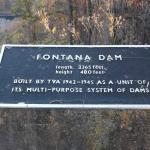 Fontana Dam Nov.2014