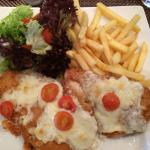 Best Escalope in town