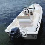 17 Foot Boat included in the rental