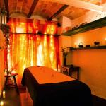 One of the beautiful massage rooms  - imagine relaxing music and essencial oil fragrances