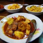 Panir Curry