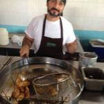 McFisher's Owner/Chef