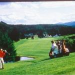 Golfing At Stowe Country Club