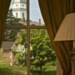 State House Guest Room View