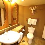 Caribou Lodge and Spa, Guest Room Bathroom