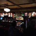 The bar at Waxy O'Connor's