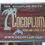 Cocoplum Front Sign 2014