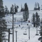Boreal Ski Area, Truckee, Ca