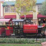 Railroad - Nut Tree Family Park - Vacaville, Ca