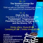 The Voodoo Lounge Bar and Club A Go Go Back