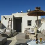 rooftop terrace - for a great break from the Medina and tagines
