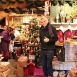 Me in the christmas shop!