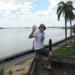 С видом на реку