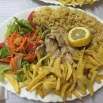 Viande dinde grillé : 5.20 euros