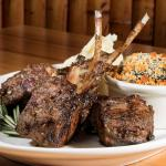 Grilled Lamb Chops Double Cut
