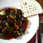 Guajillo Citrus Mussels