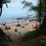 KAM III  Beach at 11AM