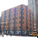 Vista da 23th street com a 7th avenue.