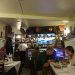 smallest restaurant ever !