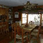 Foto de The Log House Lodge