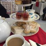 Afternoon tea yes please